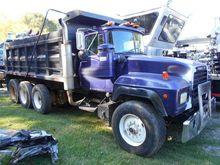 1994 Mack RD690S Tri-Axle Dump