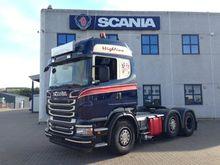 2012 Scania R 500 LB6x2/4HNA