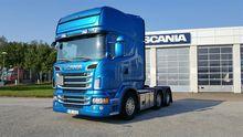 2012 Scania R 500 LA6x2/4MNB