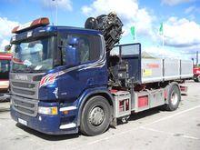 2012 Scania P 280 LB4x2HNA