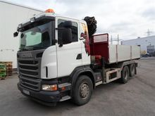 2011 Scania G 480 LB6x2HSZ