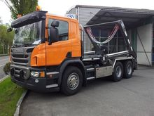 2014 Scania P 410 LB6x4HNA