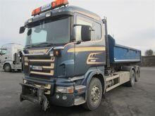 2005 Scania R 470 LB6x2HHZ