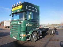 2009 Scania R 480 LB6x2MLB