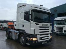 2009 Scania R 480 LA6x2/4MNA