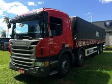 2013 Scania P 310 B 8X2