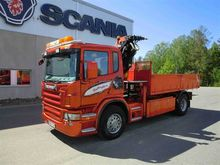 2006 Scania P 230 LB4x2HHZ