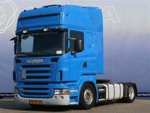 Used 2007 Scania R 4