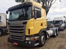 Used 2012 Scania G 3