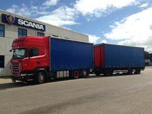 2011 Scania R 480 LB6x2*4HNB