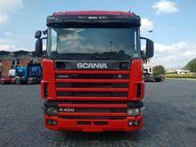 2005 Scania R124 GA4X2NZ 400