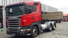 2012 Scania R 440 LA6x4HSZ