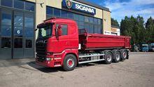 2016 Scania R 580 LB8x4*4HNA