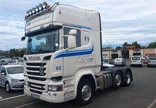 Used 2015 Scania R 5