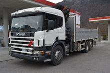 Used 2001 Scania P12