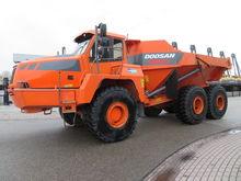 2012 Doosan / Moxy MT41
