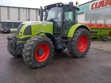 2006 CLAAS ARES 657