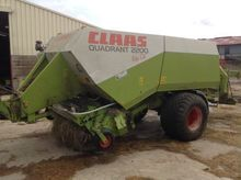 Used 2004 CLAAS Q 22