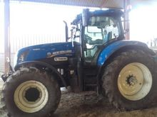 2015 NEW HOLLAND TRACTEUR T7.23