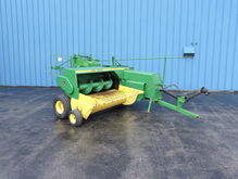 Used JD 328 BALER in