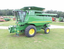 2005 JD 9560 STS COMBINE