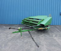 JD 1219 MOWER CONDITIONER