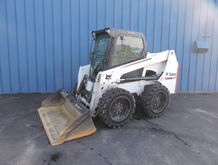 2010 BOBCAT S630 SKID STEER