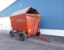 RICHARDTON 700 DUMP CART