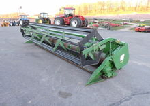 Used JD 918 FLEX HEA