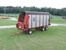 2004 MEYER 3216 FORAGE BOX