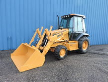 1996 CASE 570 XLT LOADER TRACTO