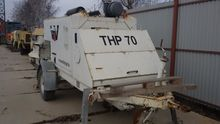 2006 Waitzinger THP 70 stationa