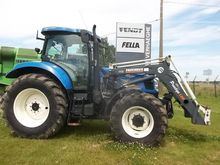 2008 New Holland T6050 Farm Tra