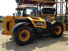2012 JCB 536 70 AGRI SUPER Tele