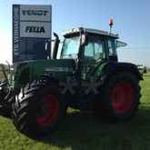 2012 Fendt 714 Farm Tractors