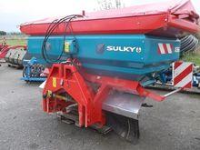 2008 Sulky X36 Fertiliser sprea