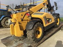 2014 Caterpillar TH 407C Teleha