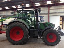 2012 Fendt 722 SCR Farm Tractor