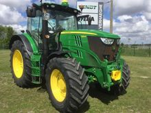 2014 John Deere 6210 R Farm Tra