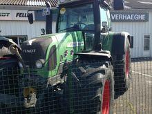 2010 Fendt 820 Vario TMS Farm T