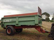 1990 Huret 6500 L Manure spread