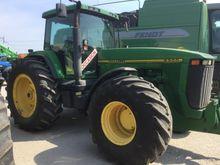 1996 John Deere 8300 Farm Tract