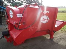 2012 Agrisphere P2500 Silage Fe