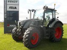 2015 Fendt 514 Farm Tractors