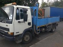 2001 DAF 45 FA TIPPER WITH SMAL