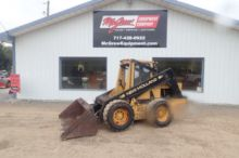 Used Ford Skid Steer Loader Loaders for sale  Ford equipment