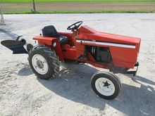Allis Chalmers 720 Tractor