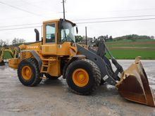 2005 Volvo L90E Wheel Loader