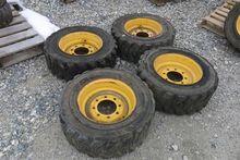 New Holland 10 16.5 SSL Wheels