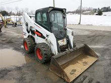 Used Bobcat S750 in